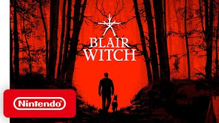Blair Witch - Launch Trailer - Nintendo Switch