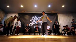 KATALYST VS Kid Boogie|Popping SemiFinal|Dance Society 1