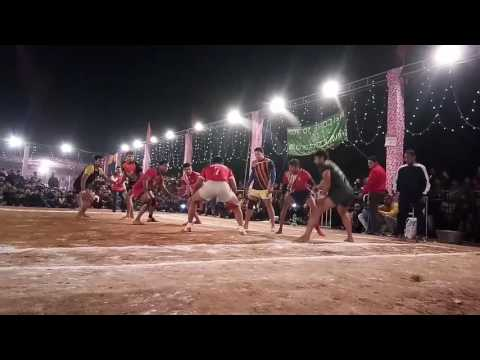 Dhabota Vs Sanjay kaithal kabaddi match
