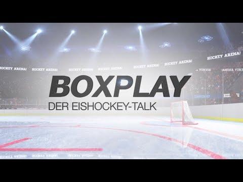 Boxplay – Der Eishockey-Talk