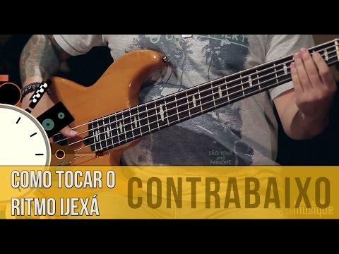 Ijexá | Como tocar no Baixo-Dica do Minuto #77