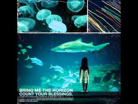 Bring Me The Horizon - Black & Blue lyrics