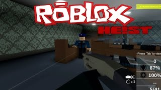 Roblox: Heist [Forget Stealth]