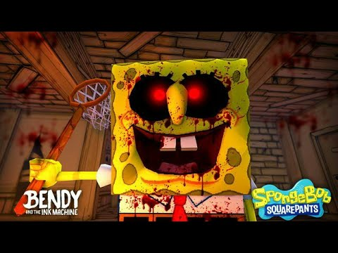 Minecraft SPONGEBOBEXE WANTS REVENGE AT BENDY AND THE