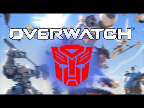 "Overwatch - ""OPTIMUS BASTION!"" - Funny Gameplay"