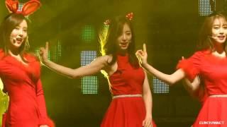 161225 아르보떼 T-ARA mini concert