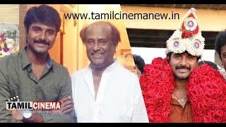 ரஜினிகாந்த் முன்பே சிவகார்த்திகேயன் செய்த வேலை| Tamil Cinema News