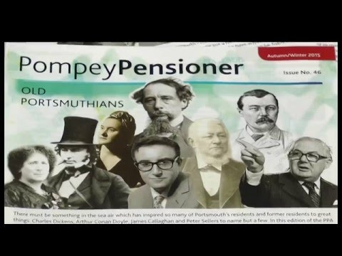 Magazine For Portsmouth Pensioners Needs Cash After Council Cuts