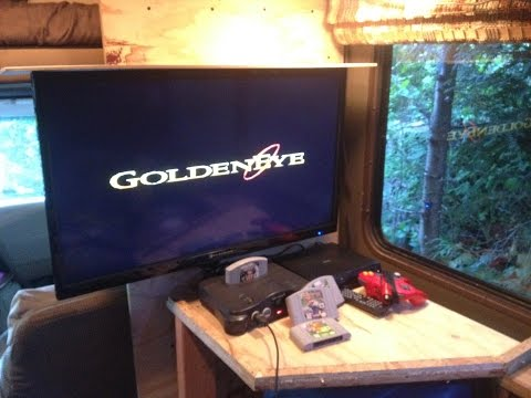 RV Fixed ~ Free Cable ~ RV Remodel