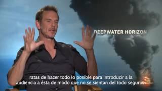 Peter Berg habla sobre Horizonte Profundo (Deepwater Horizon) en IMAX