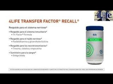 Download Producto 4life Recall y sus beneficios