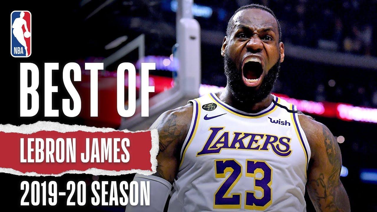 Download Best Of LeBron James | 2019-20 NBA Season