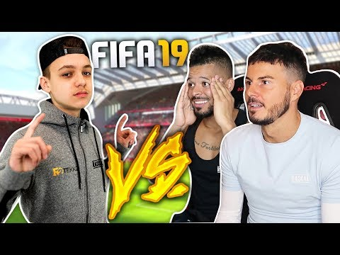 FIFA 19 MATCH VS  CHAMPION!! *CRAZY* | F2FREESTYLERS