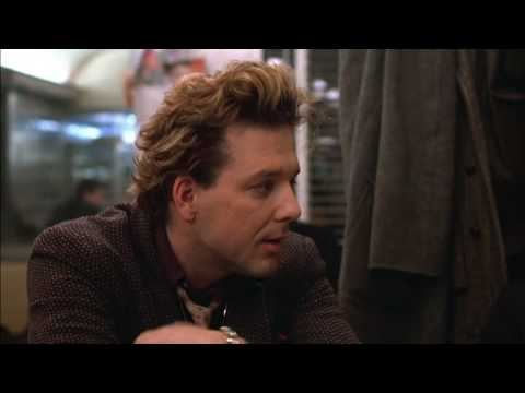 DINER with Mickey Rourke