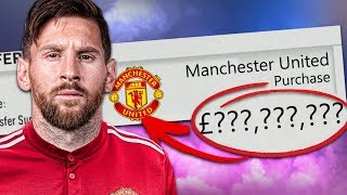 ACCEPTING EVERY TRANSFER OFFER CHALLENGE WITH MANCHESTER UNITED! FIFA 18 Career Mode