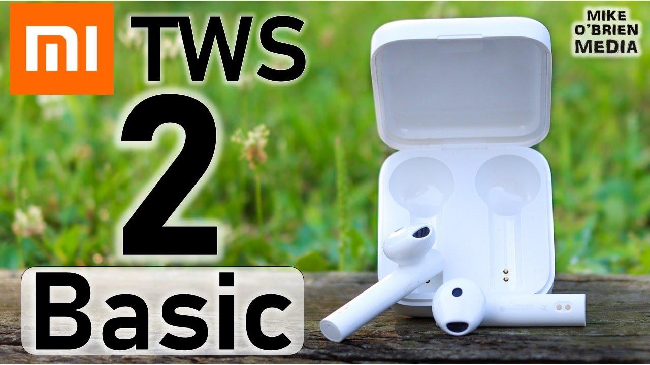 MI TRUE WIRELESS 2 BASIC Earbuds by Xiaomi ($45 TWS with Surprising Quality!)