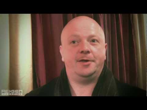 VNV Nation - Ronan Harris - Regen Magazine Interview - Automatic Tour
