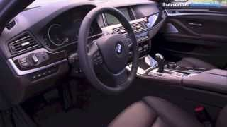 2013 NEW BMW 5 Series [535i] Restyling - Nice Interior View(If you like this video Please rate and comment! ▻Google +: https://plus.google.com/101792401712738693835/ ▻Facebook: http://facebook.com/gommeblog ..., 2013-05-26T20:53:34.000Z)