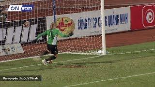 W. Sietsma suýt khiến HAGL nhận bàn thua hài hước nhất V.League 2019