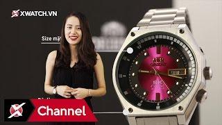 Đồng hồ Orient SK mặt lửa phiên bản mới: Huyền thoại hồi sinh