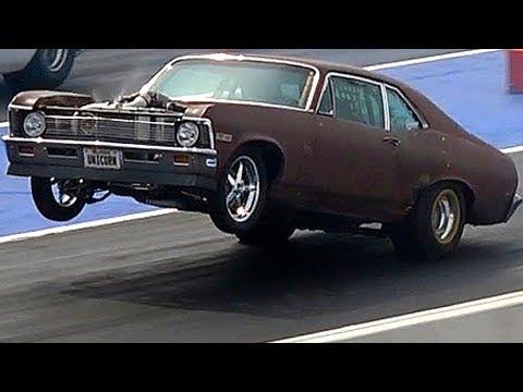 Street Outlaws Live No Prep Kings Small Tire Race Tulsa Oklahoma