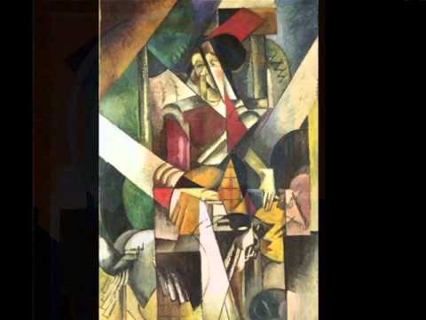Albert Gleizes- musica CABALLERIA RUSTICANA INTERMEZZO