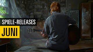 Spiele-Releases im Juni 2020 | Für PC, PS4, Xbox One und Switch