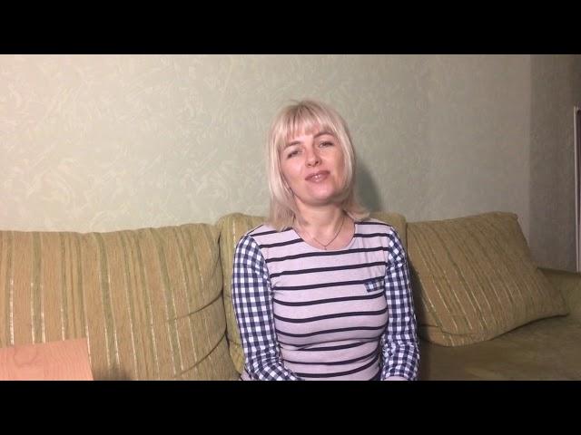 Светлана Панченко - отзыв на работу с Алексеем Дерябиным