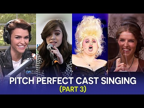 Pitch Perfect Cast Singing (Part 3)
