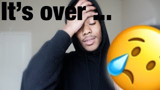 im breaking up with you prank on boyfriend he cries