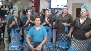 Grupo Rociero Duende Flamenco - Feria Badajoz 2013 - 2