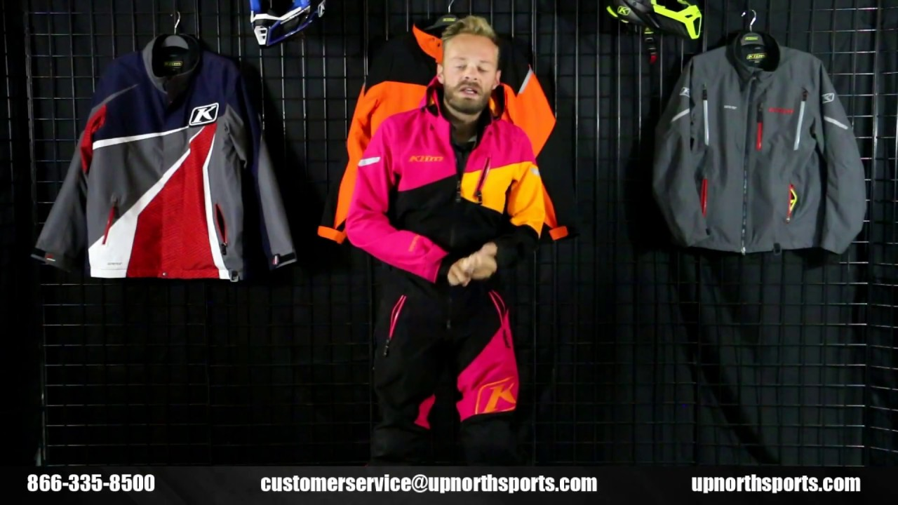 fcd11394 Klim Ripsa Monosuit Review - YouTube