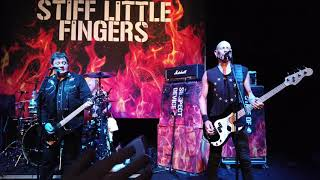 Stiff Little Fingers - Barbed Wire Love (live in Singapore)