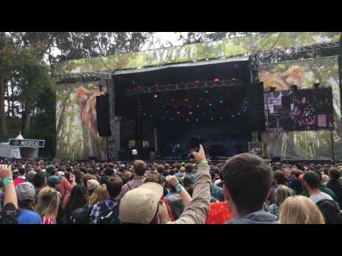 OSL 2016 - Foals - Mountain at my gates