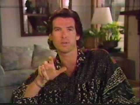 Download Spotlight 1988 interview with Pierce Brosnan