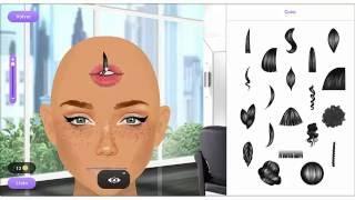 Stardoll - stardesign hair cheap desing lip