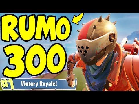 ÓTIMO DOMINGO RUMO 300 VITÓRIAS SOLO!! (Fortnite Battle Royale)