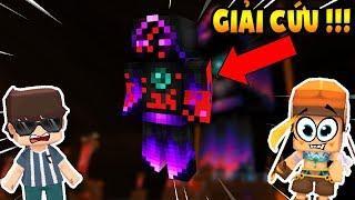 MINI WORLD : DANGO TEAM GIẢI CỨU YOUTUBER JAKI NATSUMI !!! ft MK Gaming