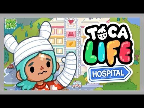 Toca Life: Hospital (Toca Boca AB) - Best App For Kids