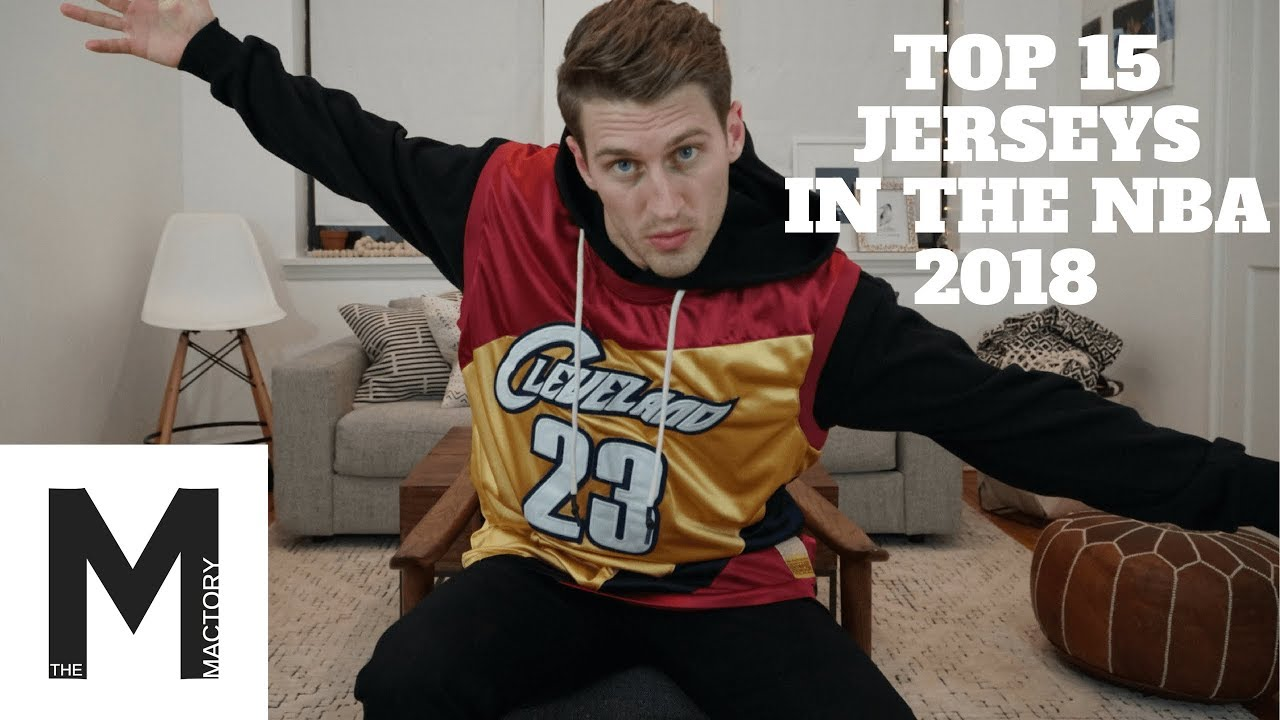 c80b5ae2d75d The Top Selling NBA jerseys of 2018 - YouTube