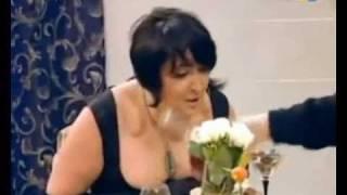 Лолита Милявская на шоу Верки Сердючки