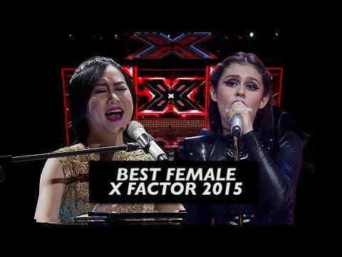 Best Female Performances X Factor 2015