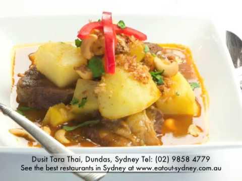 Dusit Tara Thai Restaurant – Sydney, NSW, Australia