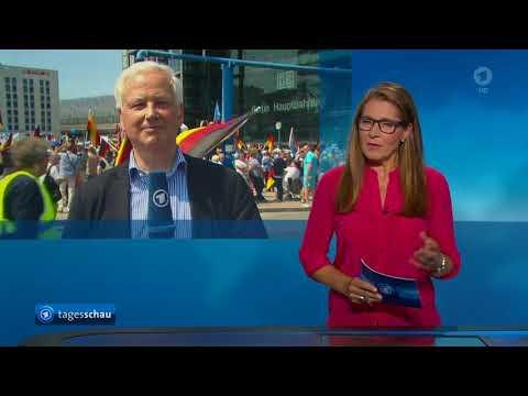 Robin Lautenbach, ARD Berlin, zur Großdemonstration der AfD