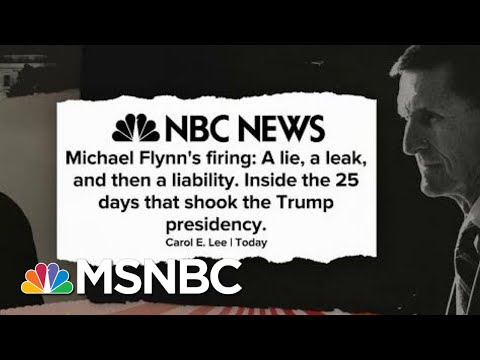 Trump Used Michael Flynn Case As 'Means To His Own End, To Undermine Mueller Investigation' | MSNBC