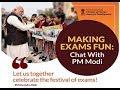 Hon'ble Prime Minister Shri Narendra Modi Interacts with Students