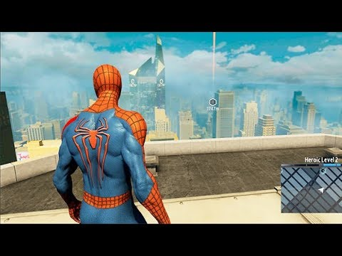The Amazing Spider-Man 2 Gameplay Compilation #2 (Movie Mission, Open World, Free Roam)