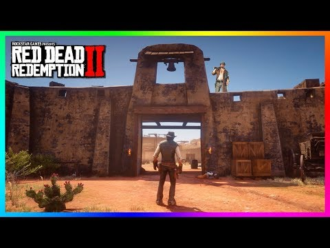 What Happens If John Marston Visits The Fort Where Bill Shoots Him In Red Dead Redemption 2? (RDR2) thumbnail