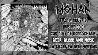 "Mohan - s/t 7"" FULL EP (2016 - Crust Punk / D-Beat)"