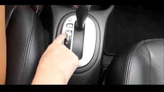 Conheça os comandos do carro automático